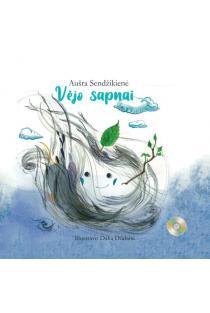 Vėjo sapnai (su CD) | Aušra Sendžikienė
