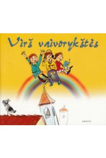 Virš vaivorykštės (su CD)   N. Lapinskienė