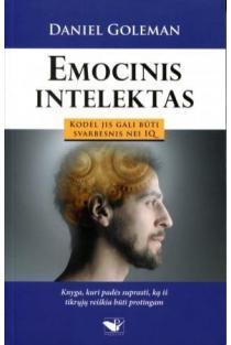 Emocinis intelektas | Daniel Goleman