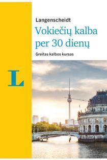 Vokiečių kalba per 30 dienų (su 3CD audio medžiaga) | Christoph Obergfell