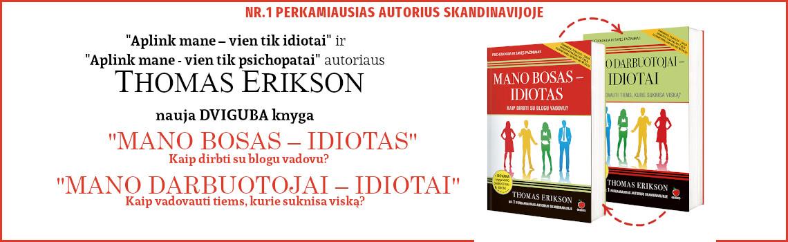 Thomas Erikson IDIOTAI