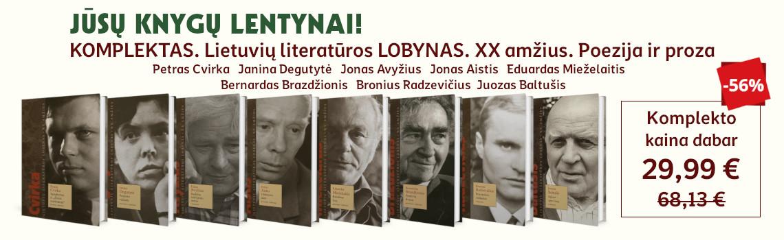Lietuvių literatūros LOBYNAS