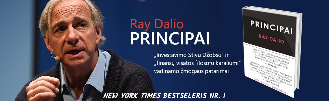 Ray Dalio Principai