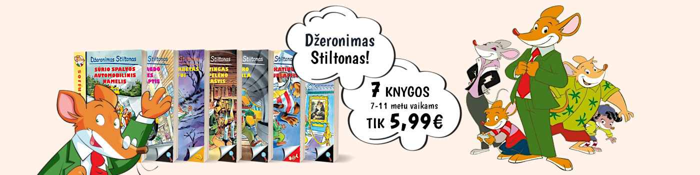Džeronimas Stiltonas